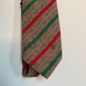 Fendi Men's Tie
